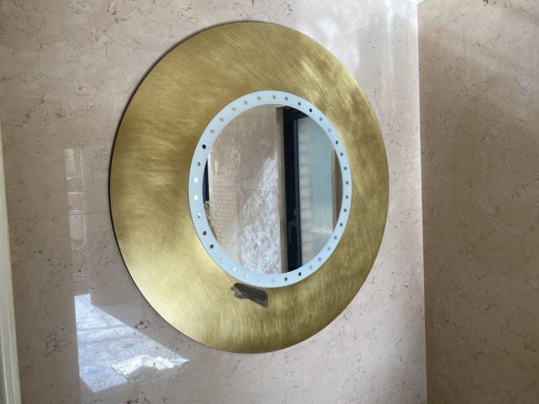 新宿区 鏡