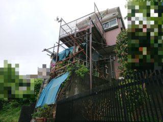 さいたま市 ベランダ解体工事