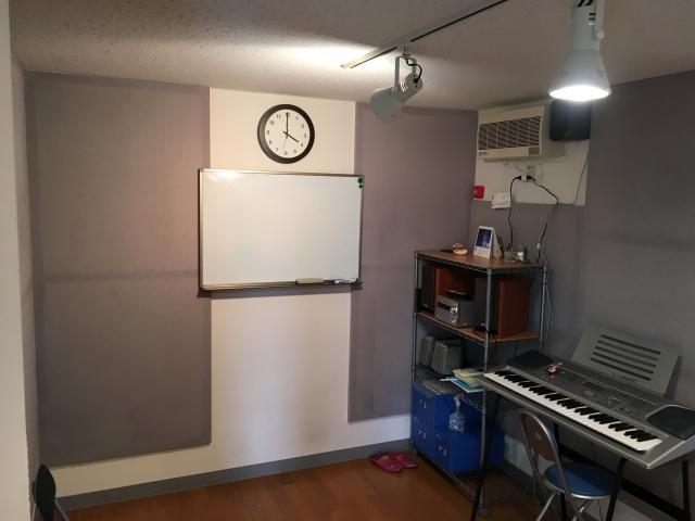 さいたま市 ピアノ教室 防音室