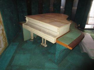八王子市 ビル グランドピアノ解体