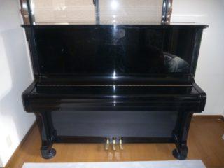 品川区 ピアノ 解体処分