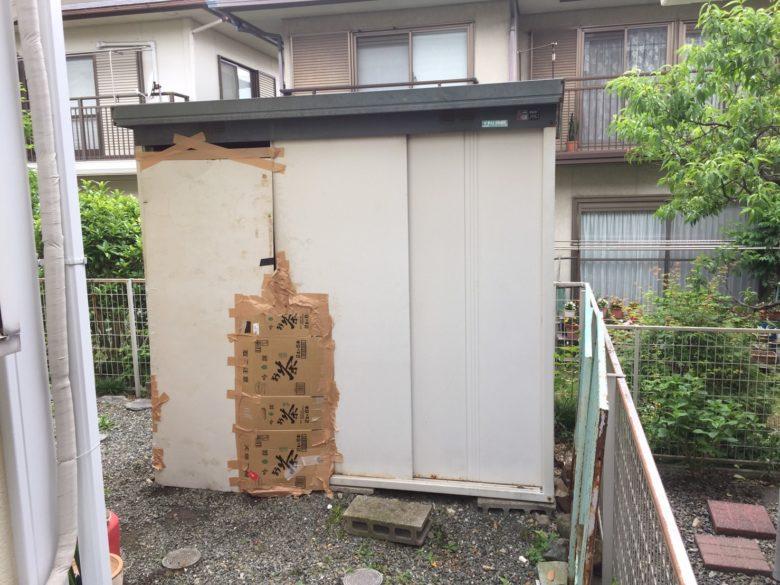 平塚市 物置
