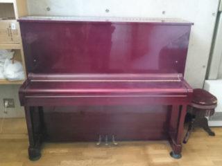 練馬区 地下 アップライトピアノ