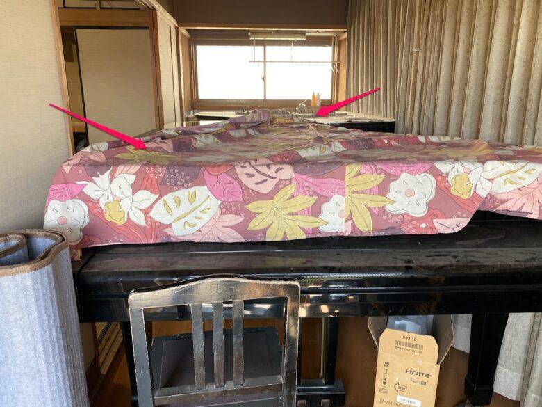 群馬県・グランドピアノ